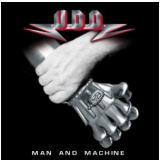 U.D.O - Man And Machine (CD) - Udo