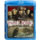 Piratas do Caribe 3 - No Fim do Mundo (Blu-Ray) - Johnny Depp, Orlando Bloom