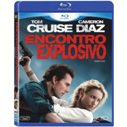 Blu - Ray - Encontro Explosivo - Tom Cruise - 7898512976011