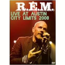 DVD - R.E.M. - Live In Austin City Limits 2008 - R.E.M. - 7898939134537