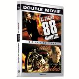 88 Minutos + Desafiando Os Limites (DVD) - Anthony Hopkins, Al Pacino