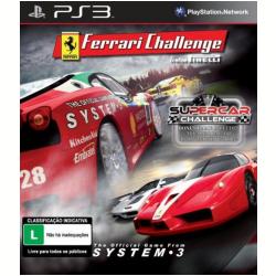 Ferrari Challenge & Supercar Challenge (PS3)