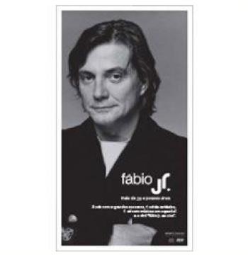 Box Fábio Jr. - Mais De Vinte E Poucos Anos (5 Cd's + Dvd) (CD)