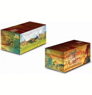 Folha Mestres da Música Clássica - Caixa Para Guardar os Clássicos da Coleção
