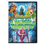 Scooby-Doo! E A Maldi��o Do Frankenstein - Filme Animado Original (DVD) - Desenho
