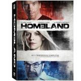 Homeland -1�, 2� E 3� Temporadas Completas (DVD) - Damian Lewis, Mandy Patinkin, Claire Danes
