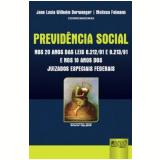 Previdencia Social Nos 20 Anos Das Leis 8.212/91 E -