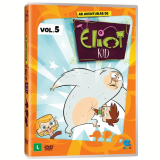 As Aventuras De Eliot Kid  Vol. 5 (DVD) - Animação