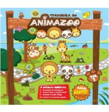 Turminha Do Animazoo (CD)