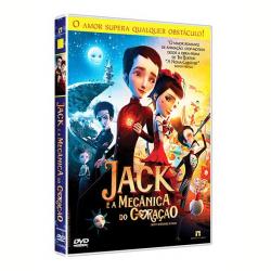 DVD - Jack E A Mecânica Do Coração - Luc Besson - 7898489247817