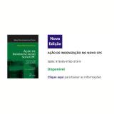 Ação De Indenização No Novo Cpc - Misael Montenegro Filho