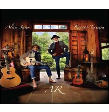 Almir Sater e Renato Teixeira - Ar (CD)