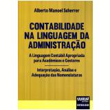 Contabilidade Na Linguagem Da Administração - Alberto Manoel Scherrer
