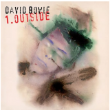David Bowie - Outside (CD) - David Bowie