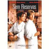 Sem Reservas (DVD) - Patricia Clarkson, Aaron Eckhart, Catherine Zeta-Jones