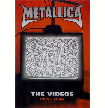 Metallica - The Videos 1989 - 2004 (DVD)