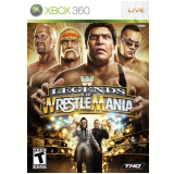 WWE Legends of Wrestlemania (X360) -
