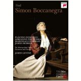 Verdi: Simon Boccanegra (Metropolitan Opera) - DVD Duplo (DVD) - Plácido Domingo, James Levine, Adrianne