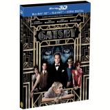 O Grande Gatsby - 3D (Blu-Ray) - Vários (veja lista completa)