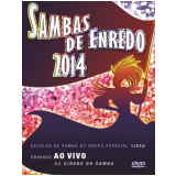 Sambas Enredos 2014 - Rio de Janeiro (DVD) - Vários