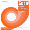 Got It! - Starter Level - Class Audio CD