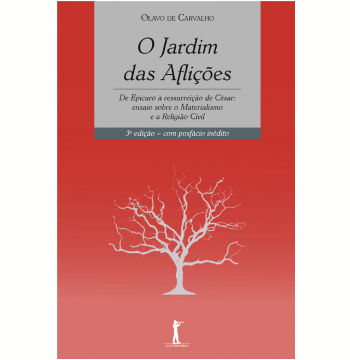 O Jardim das Aflições (Ebook)