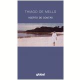 Acerto De Contas - Thiago de Mello