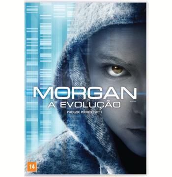 Morgan - A Evolução (DVD)