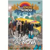 Roupa Nova - Todo Amor do Mundo (DVD) - Roupa Nova