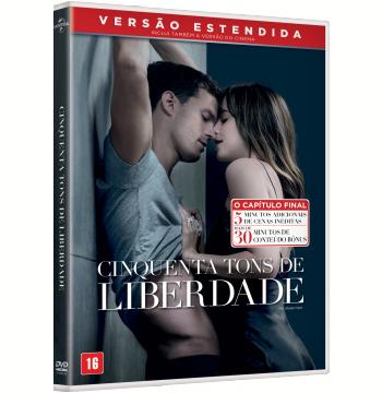 Cinquenta Tons de Liberdade (DVD)