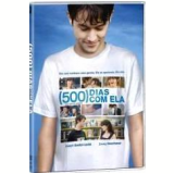 (500) Dias Com Ela (DVD) - Joseph Gordon-Levitt, Zooey Deschanel
