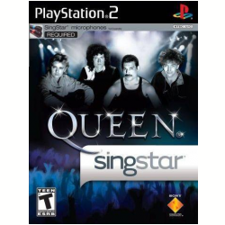 SingStar Queen (PS2)