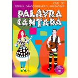 Palavra Cantada - Brincadeiras Musicais 3D (DVD) - Paulo Tatit, Sandra Peres