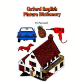 Oxford English Picture Dictionary Ppbk - E. C. Parnwell
