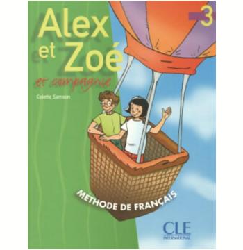 Alex Et Zoe Et Compagnie 3 - Livre De L´Eleve