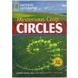 Footprint Reading Library - Level 5  1900 B2 - Mysterious Crop Circles - American English + Multirom - Rob Waring