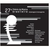 27° Prêmio Da Música Brasileira -  Homenagem À Gonzaguinha (CD) - Varios Interpretes