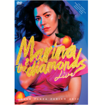 Marina & The Diamonds Live (DVD)