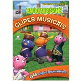 Backyardigans Em Clipes Musicais - 3ª Temporada (DVD) -