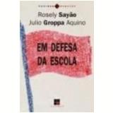 Em Defesa da Escola - Rosely Sayão, Julio Groppa Aquino