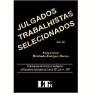 Julgados Trabalhistas Selecionados Vol. 9