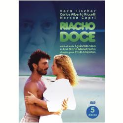 DVD - Riacho Doce - Luiz Fernando Carvalho ( Diretor ) - 7891430022594