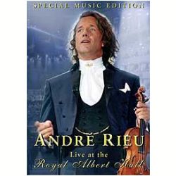 Andr� Rieu - Live At The Royal Albert Hall (DVD)