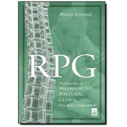 Rpg Fundamentos Da Reeducação Postural Global - Livros