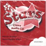 Stars 5 Class Cd (Audio Cd) - Patrick Jackson, Susan Banman Sileci