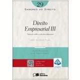 Saberes do direito 29 - direito empresarial iii - t�tulos de cr�dito e contratos empresariais (Ebook) - Jo�o Glic�rio Filho