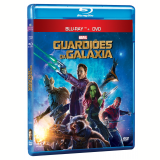 Guardiões da Galáxia Blu-Ray + (DVD) - Vin Diesel, Bradley Cooper, Chris Pratt