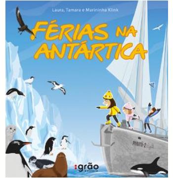 Férias na Antartica