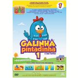 Galinha Pintadinha 1-13 Clipes Musicais Infantis Vol.01 (DVD) - Galinha Pintadinha 1
