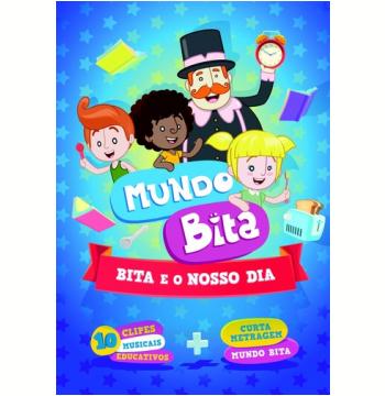 Mundo Bita -bita E O Nosso Dia 10 Clipes Musicais (DVD)